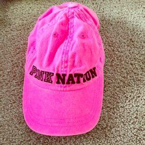 PINK pink Nation Hat